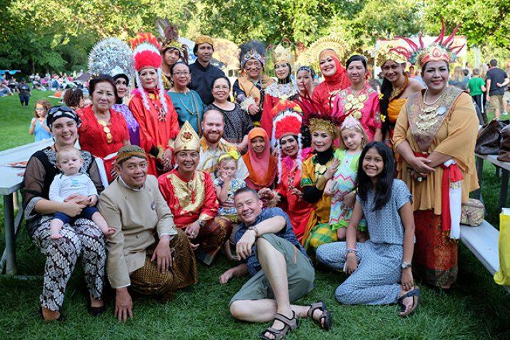 BUKA JENDELA DUNIA LEWAT WORLD FOLKFEST SPRINGVILLE 2017