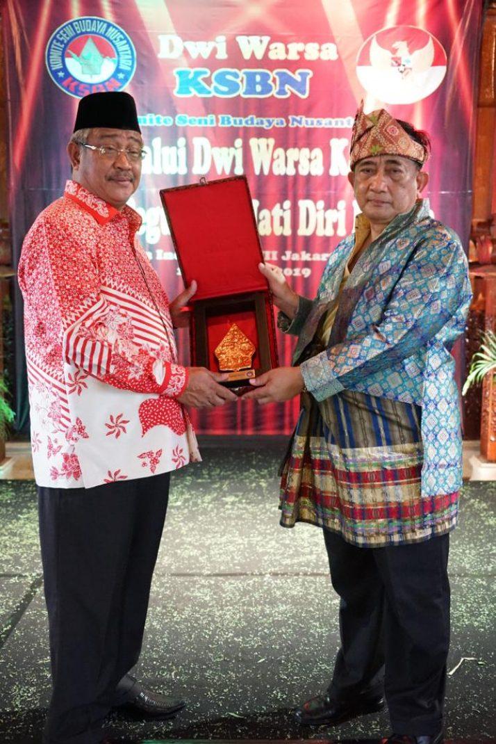 KSBN Makin Fokus Promosikan Seni Budaya Nusantara